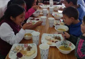 Comedor Escolar Verbenal