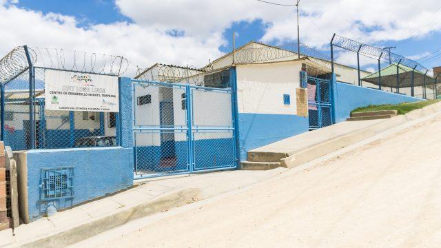 Ampliación Jardín Infantil Loma Linda, Altos de Cazucá – Soacha Cundinamarca