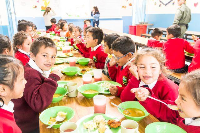 Comedor Escolar Quiba Guaval
